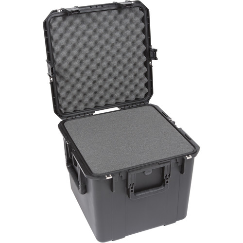 SKB iSeries 1717-16 Injection Molded Mil-Standard Waterproof Utility Case with Cubed Foam