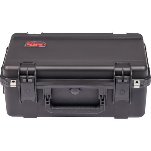 SKB iSeries 2011-8 Case w/Think Tank Designed Photo Dividers & Lid Organizer (Black)
