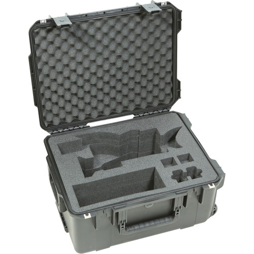 SKB iSeries Sony Video Camera Case with Wheels & Pull Handle