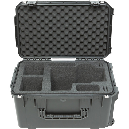 SKB iSeries Waterproof Case with Wheels for Blackmagic URSA Mini
