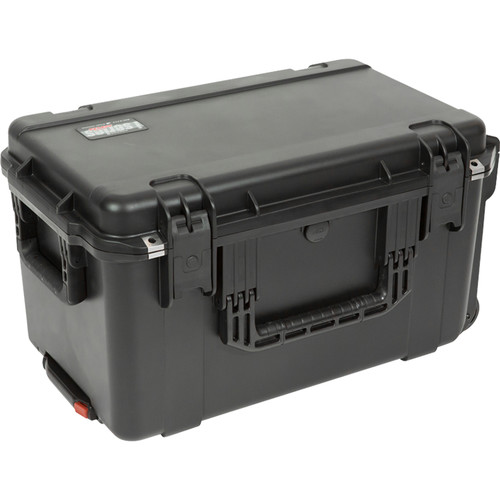 "SKB iSeries 2213-12 Waterproof Wheeled Utility Case with Foam (22 x 13 x 12"")"