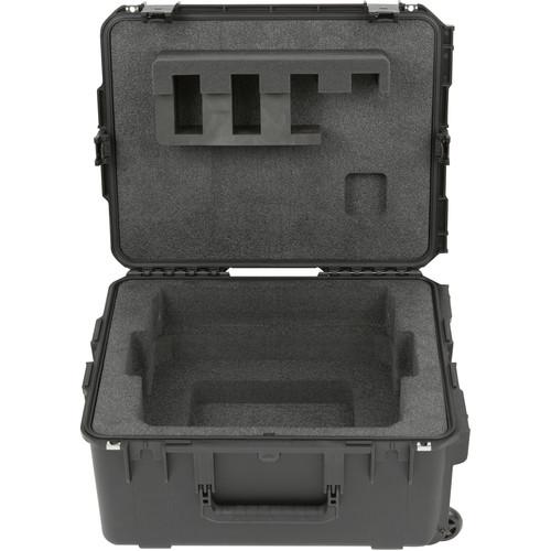 SKB iSeries Case for Blackmagic Design ATEM CCP, ATEM 1 M/E Advanced, or DaVinci Mini Panel