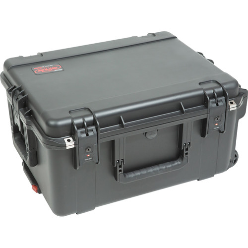 SKB iSeries Case with 3 RU Removable Fly Rack, 13""