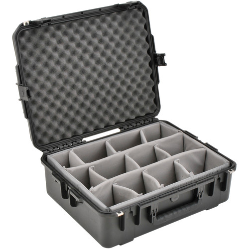 SKB iSeries 2217-8 Waterproof Utility Case with Gray Dividers