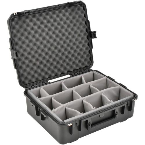 SKB iSeries 2217-8 Waterproof Utility Case with Grey Dividers