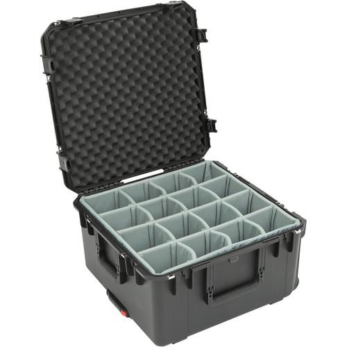 SKB iSeries 2222-12 Waterproof Case (Think Tank Designed Dividers)