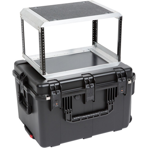 SKB iSeries Case with 6 RU Removable Fly Rack, 13""
