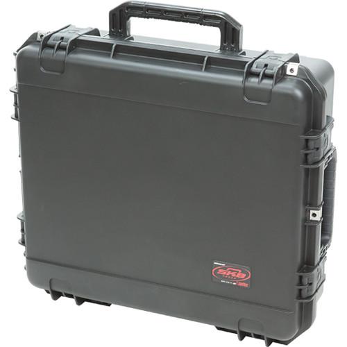 SKB iSeries 2421-7 Waterproof Case with Cubed Foam (Black)