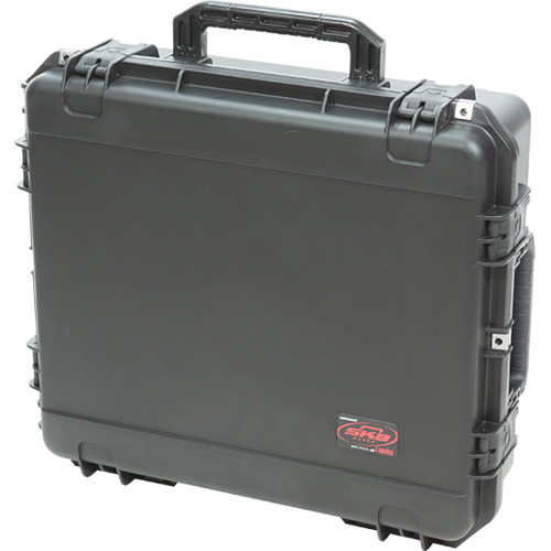 "SKB iSeries 2421-7 Waterproof Wheeled Utility Case with Foam (24 x 21 x 7"")"