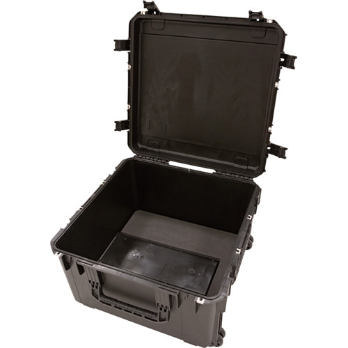 SKB iSeries Waterproof Utility Case with Empty Interior (Black)