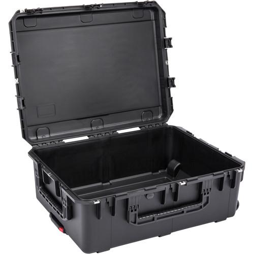 SKB iSeries 2922-10 Waterproof Utility Case (Black, without Foam)