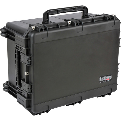 SKB iSeries Pro Audio Waterproof Utility Case (Cubed Foam)