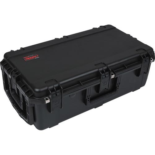 SKB iSeries 3016-10 Waterproof Utility Case with Cubed Foam Interior (Black)