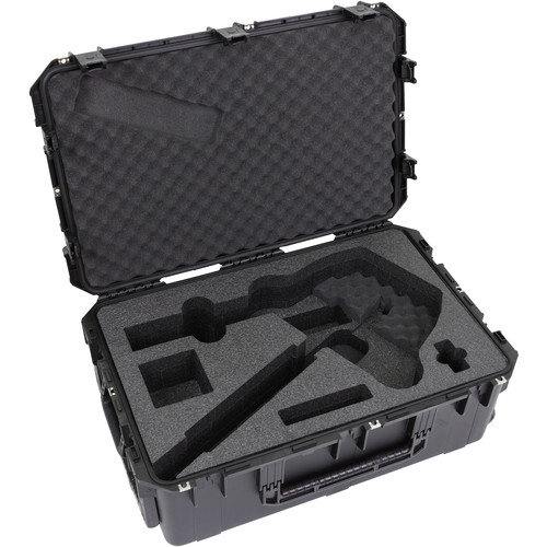 SKB iSeries 3019-12 Mission Sub-1 Crossbow Wheeled Case (Black)