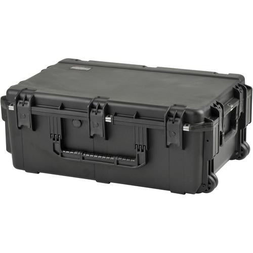 SKB iSeries 3019-12 Waterproof Utility Case with Cubed Foam (Black)