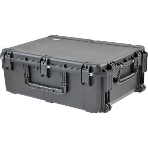 SKB 3i-Series 3424-12 Wheeled Waterproof Utility Case with Foam