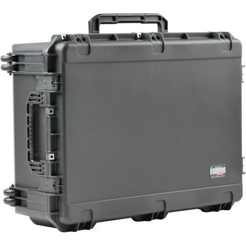 SKB 3i-Series 3424-12 Wheeled Waterproof Utility Case (Empty)