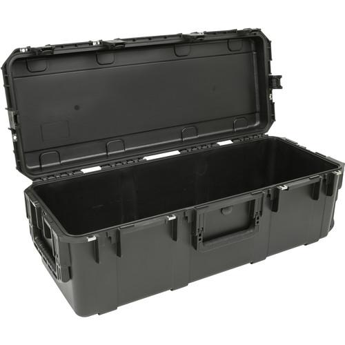 SKB iSeries 3613-12 Waterproof Wheeled Utility Case with (Black)