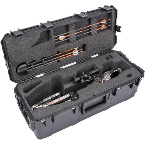 SKB iSeries 3613-12 Ultimate Waterproof Crossbow Case (Black)