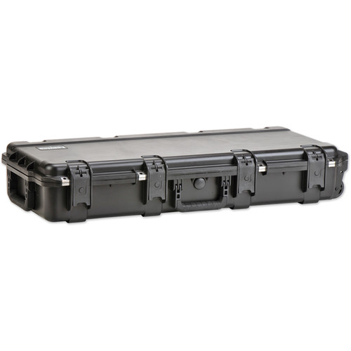"SKB iSeries 3614 35"" AR Rifle Case (Black, Wheeled)"