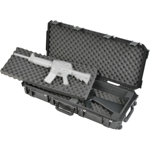 SKB iSeries Double M4 and Short Rifle Case (Black)