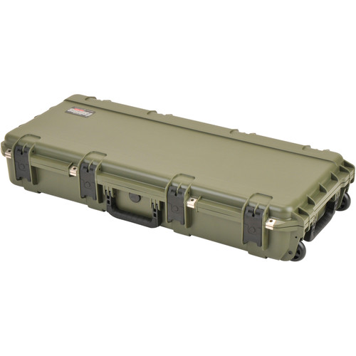 SKB iSeries 3614 Small Parallel Limb Bow Case (Green)