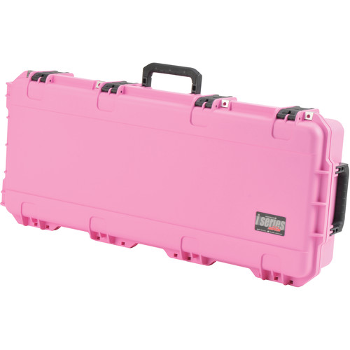 SKB iSeries 3614 Small Parallel Limb Bow Case (Pink)