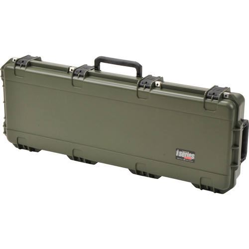 SKB iSeries AR and Short Rifle Case (Olive Drab Green)