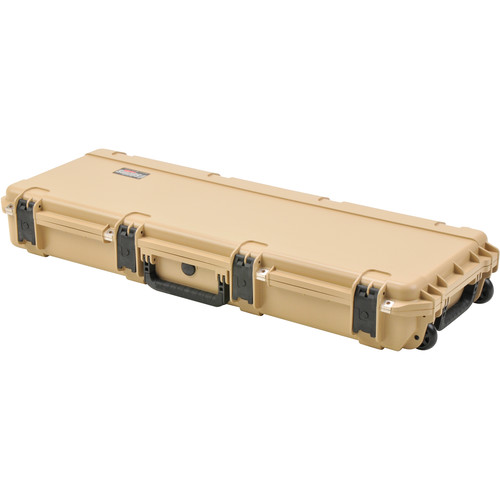 SKB iSeries AR and Short Rifle Case (Desert Tan)