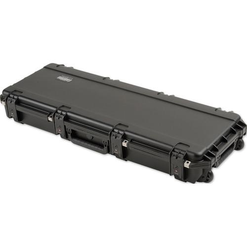 "SKB iSeries 4214 41"" AR Rifle Case (Black, Wheeled)"