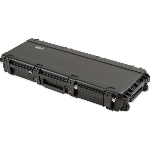 "SKB iSeries 4214 41"" AR Rifle Case (Black, Wheeled)"