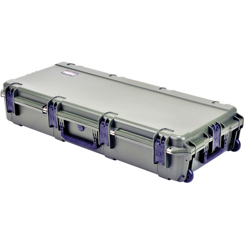 SKB iSeries Mil-Spec AR and Short Rifle Case (Olive Drab Green)