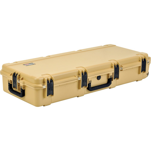 SKB iSeries Mil-Spec AR and Short Rifle Case (Desert Tan)