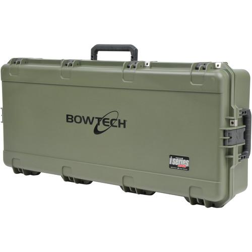 SKB iSeries Bowtech Parallel Limb Single Bow Case (OD Green)