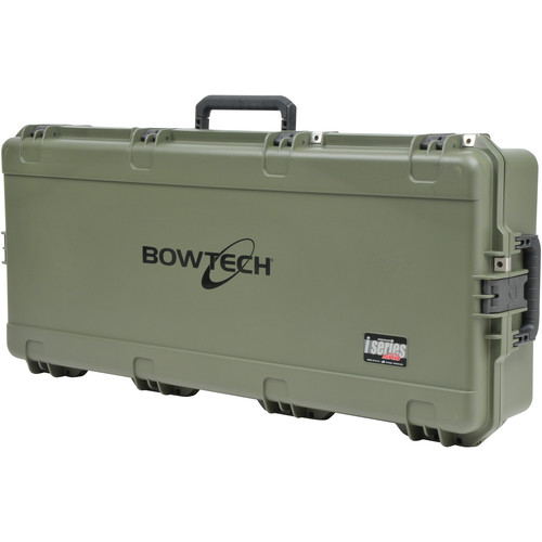 SKB iSeries Bowtech 4217 Parallel Limb Bow Case (OD Green)