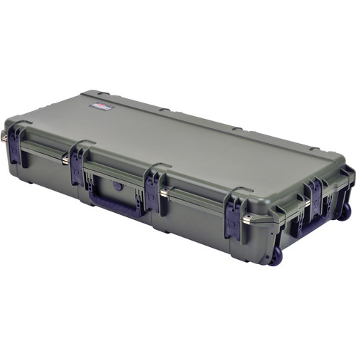 SKB 4217 iSeries Double Bow Case (OD Green)