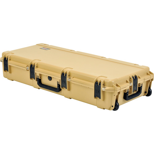 SKB 4217 iSeries Double Bow Case (Desert Tan)