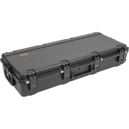 "SKB iSeries 61-Note Keyboard Case - with Think Tank Interior :  39.5"" X 16"" X 5.625"""