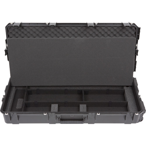 SKB iSeries 4217-7 Ultimate Single/Double Bow Case (Black, Small)