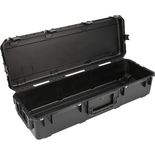 SKB iSeries 4414-10 Waterproof Utility Case with Wheels (Black, No Foam)