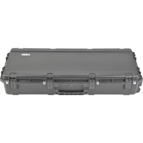 SKB 4719 iSeries Double Bow Case (Black, Wheeled)