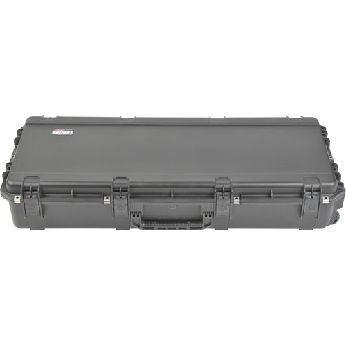 SKB 4719 iSeries Double Bow Case (Black, Wheeled)
