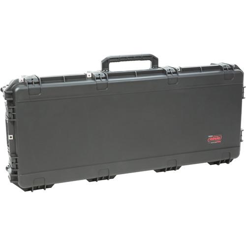 SKB 4719 iSeries Single/Double Bow Case (Black, Wheeled)