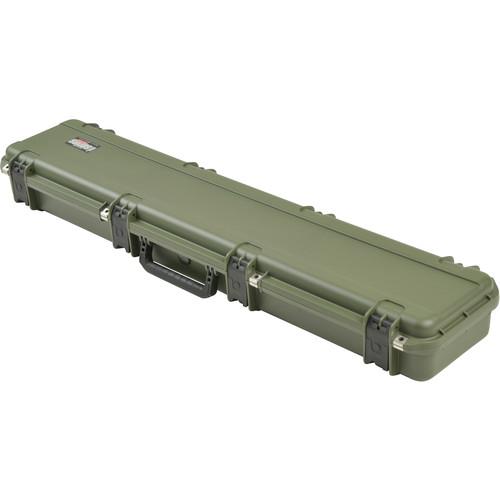 SKB 4909 iSeries Single Rifle Case (OD Green)