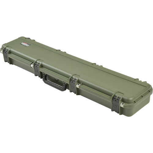 SKB 4909 iSeries Single Rifle Case (OD Green)