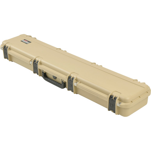 SKB 4909 iSeries Single Rifle Case (Desert Tan)