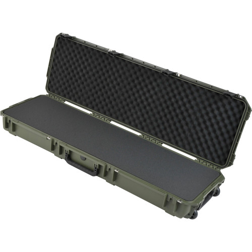 SKB iSeries Long Rifle Case (Olive Drab Green)