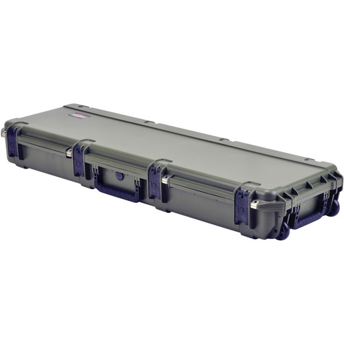 """SKB 5014 iSeries 50"""" Double Bow Case (OD Green)"""