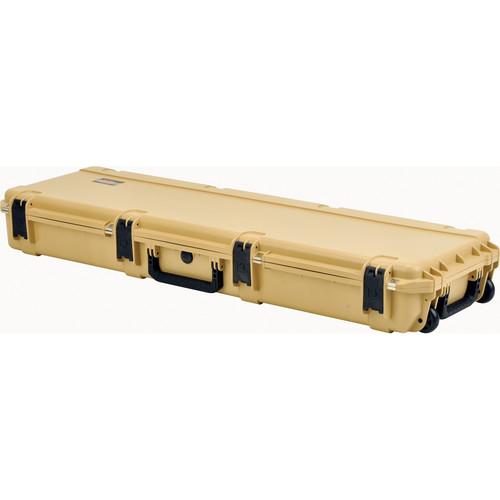 """SKB 5014 iSeries 50"""" Double Bow Case (Desert Tan)"""