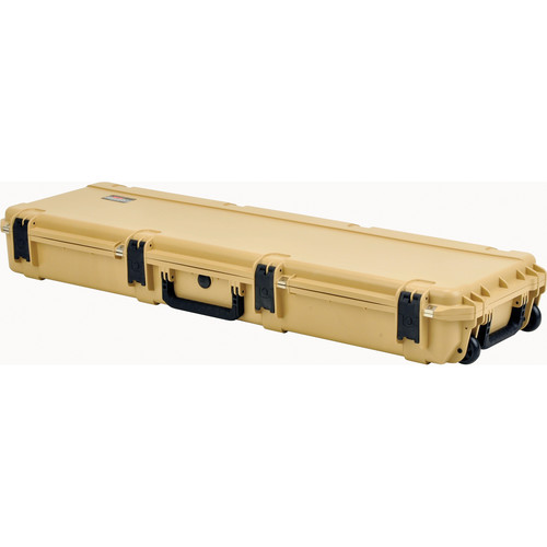 SKB iSeries Double Rifle Case (Desert Tan)